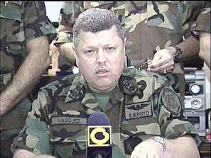 Resultado de imagen para Héctor Ramírez Pérez pronunciamiento militar